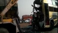 Bus-truck collision kills 9, injures 20 in MP