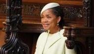 Meghan Markle's mom Doria Ragland also wore Stella McCartney dress for the wedding reception