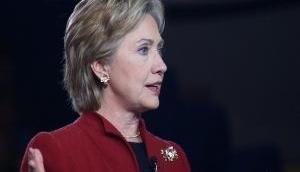 Hillary Clinton to be awarded at Harvard