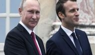 France's Macron to visit Russia on May 24