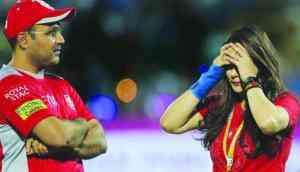 Preity Zinta apologizes as her team KXIP fail to make it to the playoffs