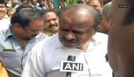 कर्नाटक : संकट में कांग्रेस-JDS सरकार, स्पीकर को मिले 11 विधायकों के इस्तीफे