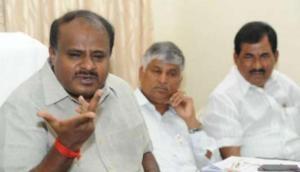 खतरे में कर्नाटक सरकार, CM कुमारस्वामी ने कुर्सी छोड़ने की दी धमकी