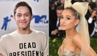 Ariana Grande is reportedly dating SNL's Pete Davidson after breakup with boyfriend Mac Miller