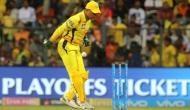 IPL 2018, CSK vs SRH: पहली बार फेल हुई माही की 'मैजिक ट्रिक', आउट होते-होते बचा ये खिलाड़ी