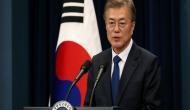 Spent a sleepless night: S Korean President