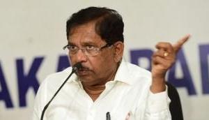 BJP luring MLAs through money, power, alleges Karnataka Dy Chief Minister Parameshwara