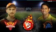 IPL 2018 Grand Finale, SRH v CSK: Quick look on the stats ahead of VIVO IPL Final