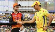 IPL 2018 CSK vs SRH: धोनी ने टॉस जीतकर खड़ी की हैदराबाद के लिए मुश्किलें, लिया ये फैसला