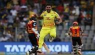 IPL में बल्ले और गेंदबाजी से कमाल करने वाले दीपक चहर ने धोनी के बारे में दिया बड़ा बयान