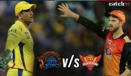 IPL 2018, SRH vs CSK: शह और मात के खेल में धोनी ने विलियमसन को दी पहली मात