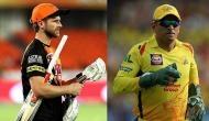 IPL 2018 CSK vs SRH: दो टीमों ही नहीं बल्कि दो कप्तानों के बीच भी होगी दिमागी जंग