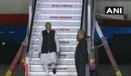 PM मोदी रूस की यात्रा के बाद लौटे देश, प्रोटोकॉल तोड़ हवाई अड्डे पर विदा करने आए पुतिन