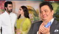 Has Rishi Kapoor said yes to Ranbir Kapoor and Alia Bhatt's relationship; Raazi actress all set to become Alia Kapoor?
