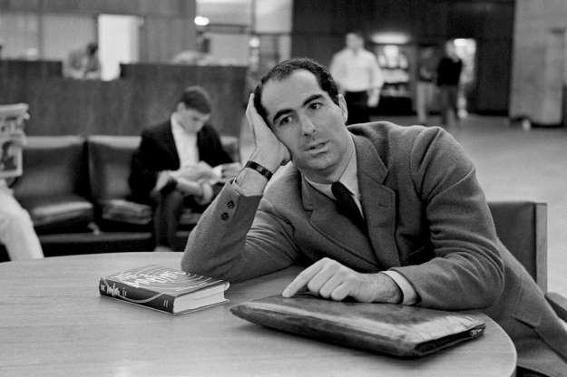 Philip Roth: A literary life in seven stages