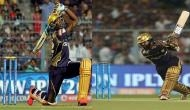 IPL 2018, KKR vs RR: कार्तिक-रसेल की धमाकेदार पारियों के दम पर KKR ने राजस्थान को दिया चुनौतीपूर्ण स्कोर