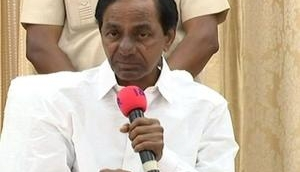 Telangana Congress accuses CM KCR of misusing official residence, writes to EC