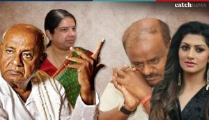 After Kumaraswamy's closeness with Kannada actress Radhika, what father HD Deve Gowda did for his son's first wife, Anita is shocking