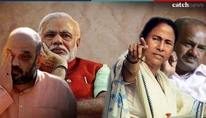 Karnataka CM Oath Ceremony: Ahead of HD Kumaraswamy swearing-in ceremony, Mamata Banerjee warns BJP and says, 'Jo hamse takrayega, chur chur ho jayega'