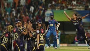 IPL 2018, KKR vs RR: जीता हुआ मैच हारी राजस्थान, बल्लेबाजों ने आखिरी ओवरों में लुटिया डुबाई