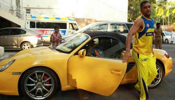 Virat Kohli Ms Dhoni Yuvraj Singh And The Cars They Drive See