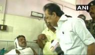 M. K. Stalin visits injured anti-Sterlite protestors
