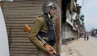 Restrictions imposed in parts of Srinagar