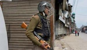 Burhan Wani death anniversary: Centre suspends Amarnath Yatra and mobile internet snapped in Kashmir; Hurriyat leaders detained