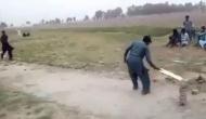 VIDEO: गली क्रिकेट में हुआ आउट तो ICC से पूछा नियम और  मिला ये जवाब