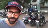 ऋतिक रोशन ने एक्सेप्ट किया केंद्रीय मंत्री का फिटनेस चैलेंज, लेकिन मुंबई पुलिस ने लिया एक्शन