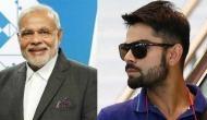 PM Modi accepts Virat Kohli's 'Fitness Challenge'