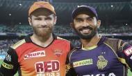 IPL 2019: दिनेश कार्तिक की टीम KKR ने जीता टॉस चुनी गेंदबाजी, सनराइर्ज हैदराबाद को देंगे चुनौती