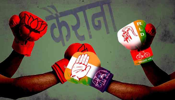 Kairana bye-poll: BJP staring at defeat. Only communal polarisation can save it