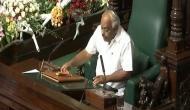 K.R. Ramesh Kumar elected Karnataka State Assembly Speaker