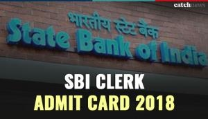 SBI Clerk Admit Card 2018: Wait over! Junior Associates hall tickets released; here's the link to download