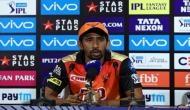 IPL 11: साहा ने बनाया कोलकाता को हराकर चेन्नई से बदला लेने का मास्टर प्लान