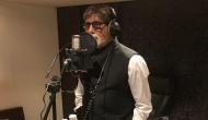 अमिताभ ने शुरु की 'KBC 10' की रिकॉर्डिंग, देखें तस्वीर