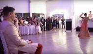 Video: दूल्हे की दीवानी हुई दुल्हन, 'मस्तानी' बन कर किया ऐसा डांस कि देखते रह गए मेहमान