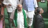 कर्नाटक: BJP को दूसरा बड़ा झटका, स्पीकर पद से नाम लेना पड़ा वापस