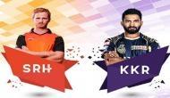 IPL के दूसरे दिन अपने ही घर में उतरेगी दिनेश कार्तिक की कोलकाता टीम, देगी सनराइजर्स हैदराबाद को चुनौती