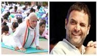 Video: कांग्रेस की इफ्तार पार्टी में PM मोदी के फिटनेस वीडियो का मजाक उड़ाते दिखे राहुल गांधी