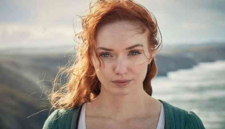 Poldark actress Eleanor Tomlinson