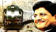 पीयूष गोयल की चेतावनी : अब ट्रेन हुई लेट तो रुकेगा अफसरों का प्रमोशन