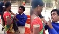 VIRAL VIDEO: पत्नी के मायके जाने पर दहाड़ मार-मार कर रोने लगा पति