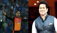 IPL 2018: सचिन का दिया ये तोहफा राशिद जिंदगी भर नहीं भूल पाएंगे