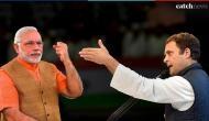 मोदी सरकार के 4 साल: राहुल गांधी ने भी की PM मोदी की तारीफ, इन दो कामोंं पर दिए A+ ग्रेड