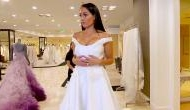 'There's just something that's not feeling right', says Nikki Bella while trying her wedding gown