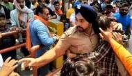 Uttarakhand's Sikh police officer, Gagandeep saves Muslim boy from being thrashed by Hindutva goons at temple; video goes viral