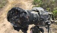 NASA के पिघले कैमरे की तसवीर इंटरनेट पर हुई वायरल