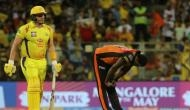 IPL 2018, Final, CSK vs SRH: रैना और वॉटसन मैदान में कर रहे हैं रनों की बारिश